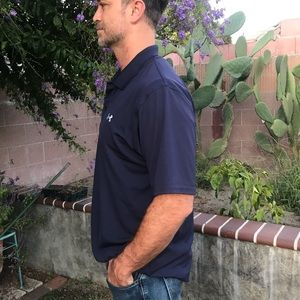 Under Armour Shirts - Under Armour Polo